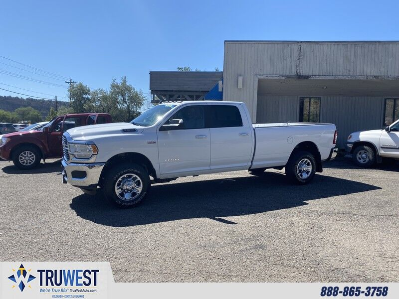 2019 Ram 3500 Big Horn Cortez CO
