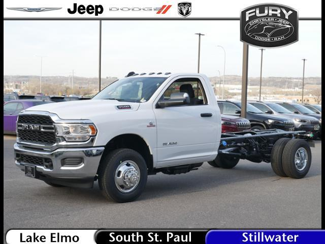 2019 Ram 3500 Chassis Cab 2WD Reg Cab 84 CA 167.5 WB St. Paul MN