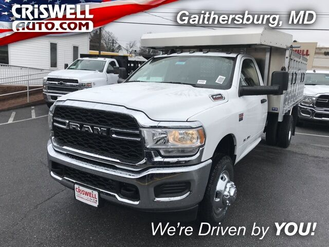 "2019 Ram 3500 Chassis Cab TRADESMAN CHASSIS REGULAR CAB 4X4 167.5 WB"" Gaithersburg MD"