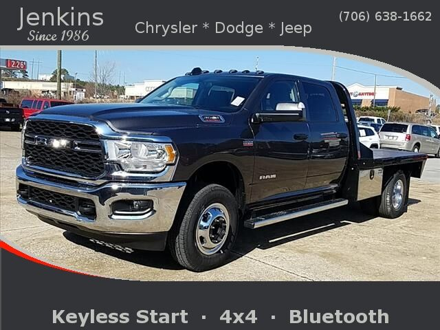 "2019 Ram 3500 Chassis Cab TRADESMAN CREW CAB CHASSIS 4X4 172.4 WB"" LaFayette GA"