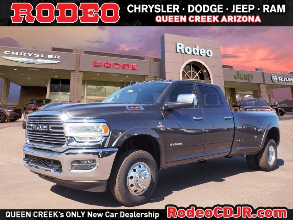 2019 Ram 3500 LARAMIE CREW CAB 4X4 8' BOX Queen Creek AZ
