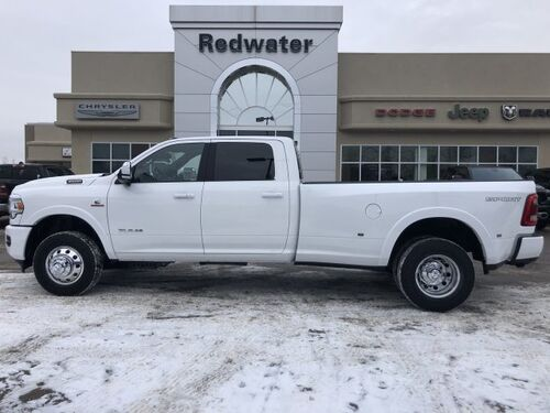2019_Ram_3500_Laramie - AISIN Transmission - Dually_ Redwater AB