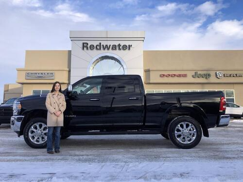 2019_Ram_3500_Laramie 4X4 - Cummins Diesel - AISIN Trans - Safety Group - Power Sunroof - One Owner_ Redwater AB