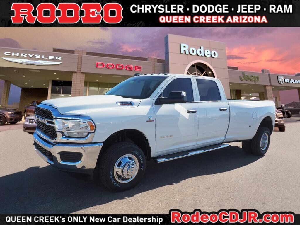 2019 Ram 3500 TRADESMAN CREW CAB 4X4 8' BOX Queen Creek AZ