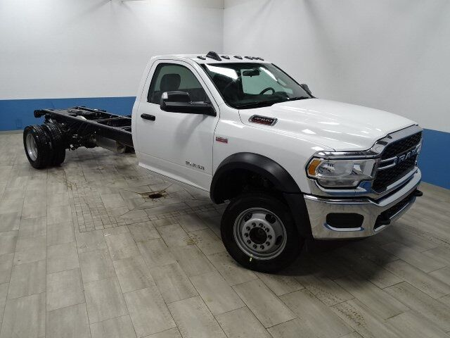 "2019 Ram 4500 Chassis Cab TRADESMAN CHASSIS REGULAR CAB 4X4 204.5 WB"" Plymouth WI"