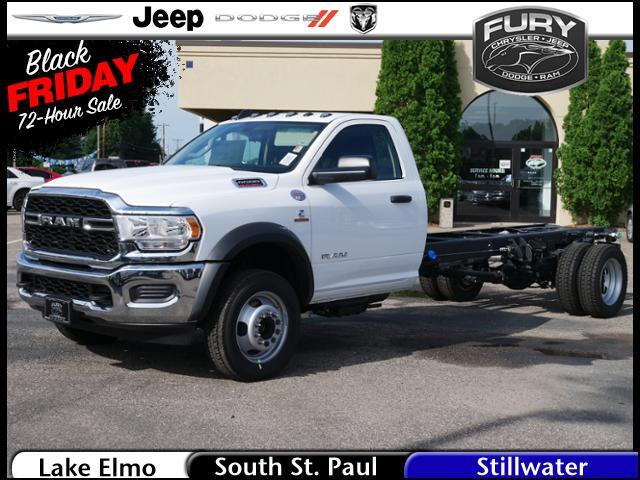 2019 Ram 5500 Chassis Cab 4x2 Reg Cab 120 CA 204.5 WB St. Paul MN