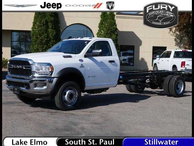 2019 Ram 5500 Chassis Cab 4x4 Reg Cab 120 CA 204.5 WB St. Paul MN