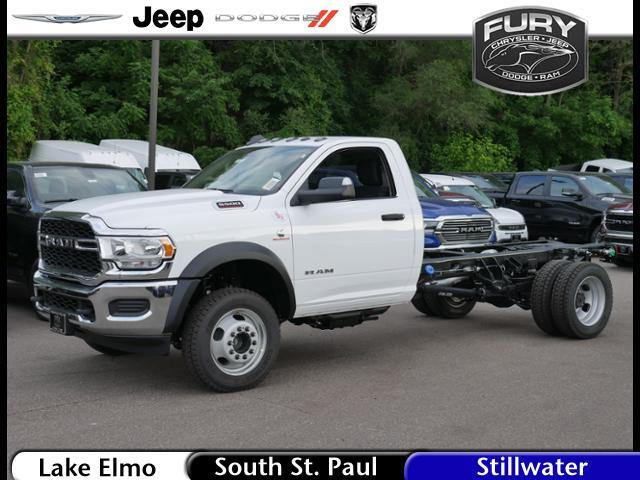 2019 Ram 5500 Chassis Cab 4x4 Reg Cab 84 CA 168.5 WB St. Paul MN
