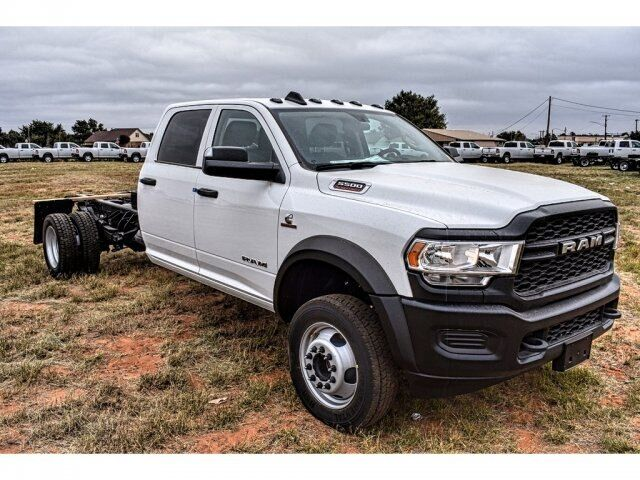 "2019 Ram 5500 Chassis Cab TRADESMAN CHASSIS CREW CAB 4X4 197.4 WB"" Andrews TX"