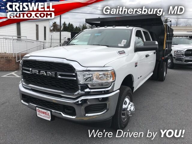 "2019 Ram 5500 Chassis Cab TRADESMAN CHASSIS CREW CAB 4X4 197.4 WB"" Gaithersburg MD"