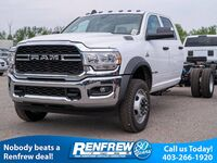 Ram 5500 Chassis ST 4x4 Crew Cab 197.4