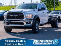 Ram 5500 Chassis ST 4x4 Crew Cab 197.4 WB 2019