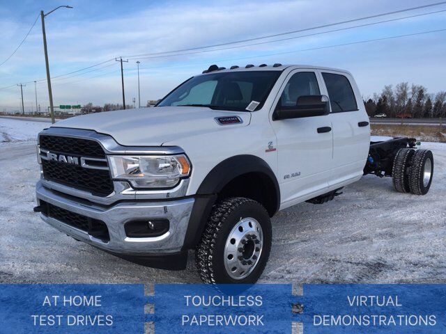 2019 Ram 5500 Chassis Tradesman | BACKUP CAM | BLUETOOTH | R. START
