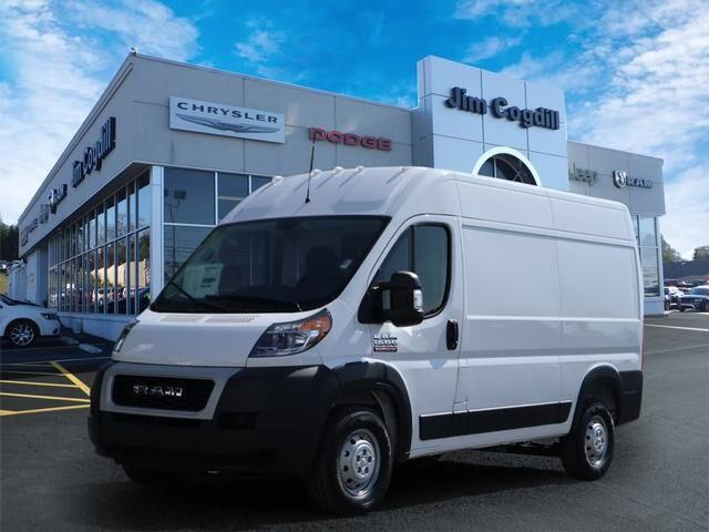"2019 Ram ProMaster 1500 CARGO VAN HIGH ROOF 136 WB"" Knoxville TN"