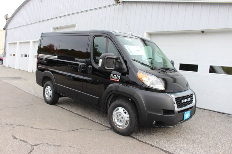 "2019 Ram ProMaster 1500 CARGO VAN LOW ROOF 118 WB"" South Paris ME"