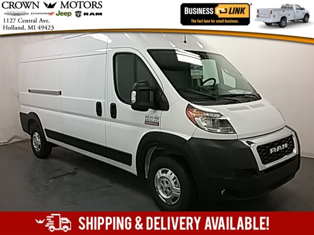 "2019 Ram ProMaster 2500 CARGO VAN HIGH ROOF 159 WB"" Holland MI"