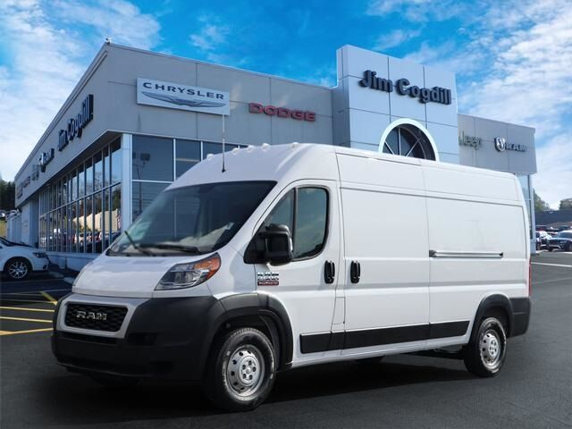 "2019 Ram ProMaster 2500 CARGO VAN HIGH ROOF 159 WB"" Knoxville TN"