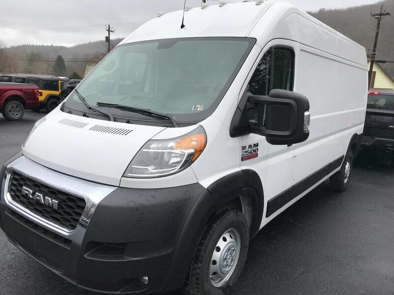 "2019 Ram ProMaster 2500 CARGO VAN HIGH ROOF 159 WB"" Little Valley NY"