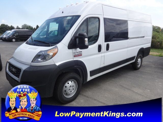 2019 Ram ProMaster 3500 CARGO VAN HIGH ROOF 159 WB EXT""