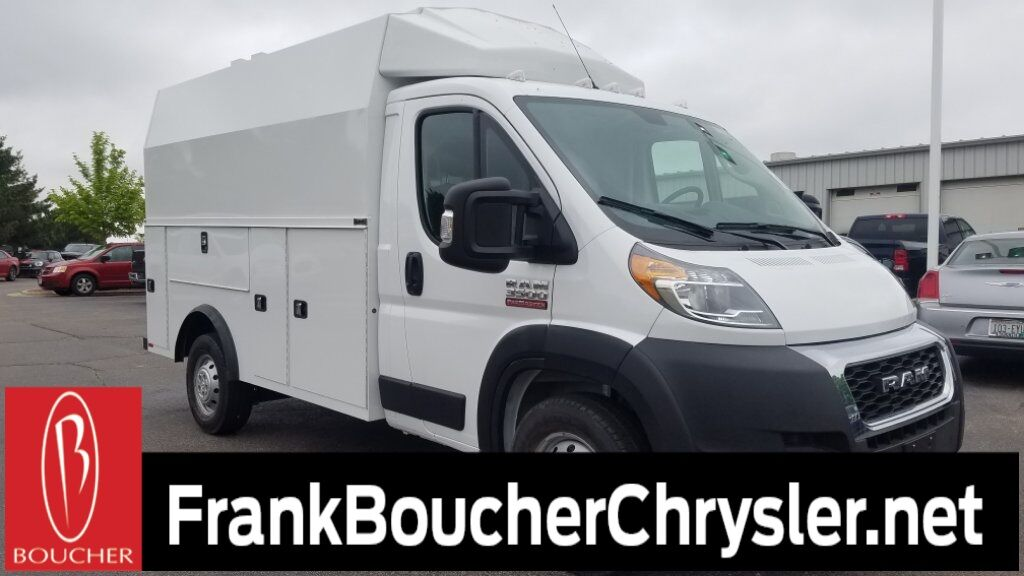 "2019 Ram ProMaster 3500 CUTAWAY 136 WB / 81"" CA"" Janesville WI"