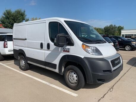 2019_Ram_ProMaster 1500_Low Roof_ Euless TX