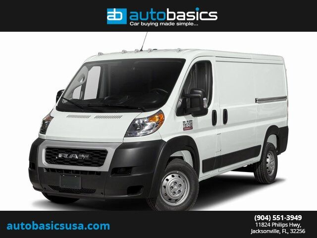 2019 Ram ProMaster 1500 Low Roof Jacksonville FL