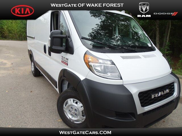 2019 Ram ProMaster 1500 Low Roof Raleigh NC