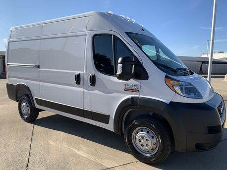 2019_Ram_ProMaster 2500_CARGO 159''WB HIGH-ROOF,BUCKET SEATS,BCK-CAM,BLUET_ Euless TX