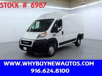 Ram ProMaster 2500 ~ High Roof ~ Only 30K Miles! 2019
