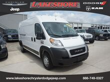 2019_Ram_ProMaster_2500 High Roof 159WB_ Slidell LA