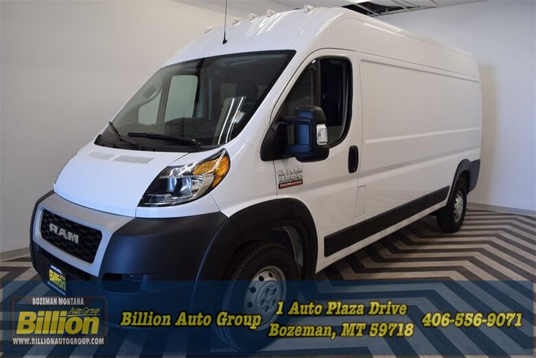 2019 Ram ProMaster 2500 High Roof Bozeman MT