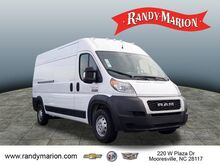2019_Ram_ProMaster 2500_High Roof_ Hickory NC