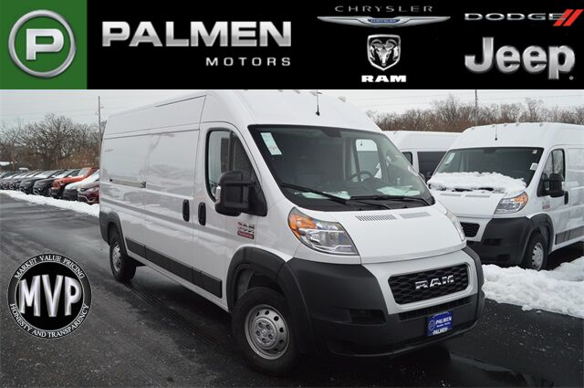 2019 Ram ProMaster 2500 High Roof Racine WI
