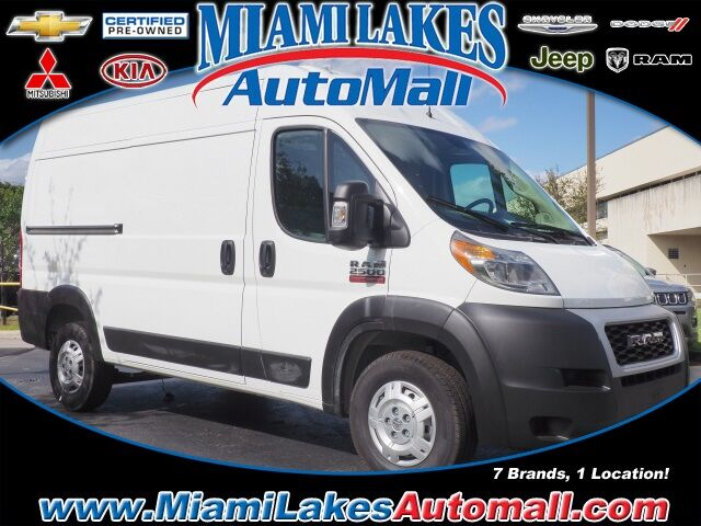 2019 Ram ProMaster 2500 High Roof Miami Lakes FL