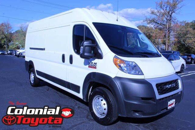 2019 Ram ProMaster 2500 High Roof Milford CT