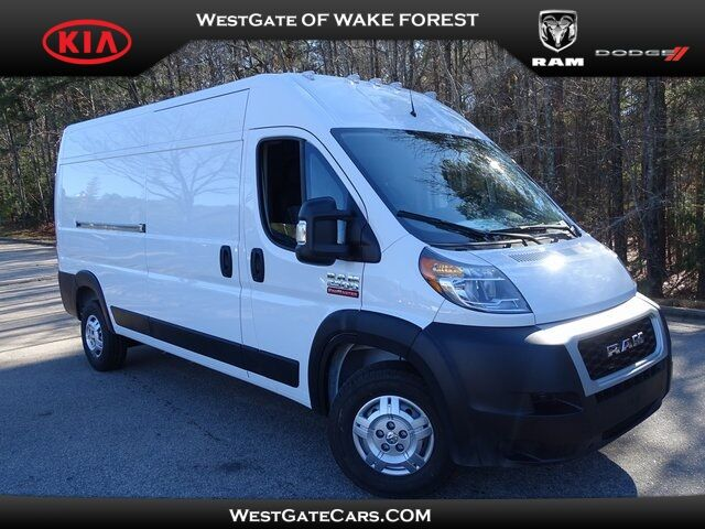 2019 Ram ProMaster 2500 High Roof Raleigh NC