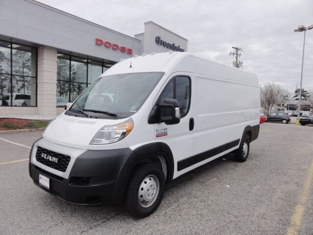 2019 Ram ProMaster 3500 High Roof Chesapeake VA