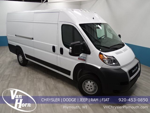 2019 Ram ProMaster 3500 High Roof Plymouth WI