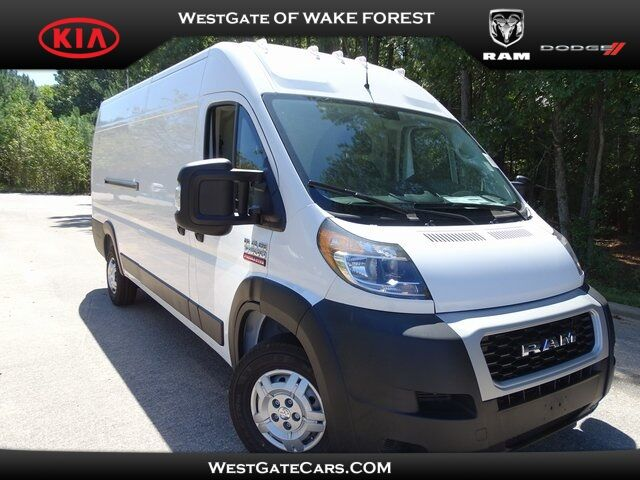 2019 Ram ProMaster 3500 High Roof Raleigh NC