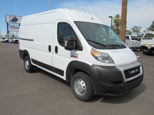 2019 Ram ProMaster Cargo 1500 High Roof