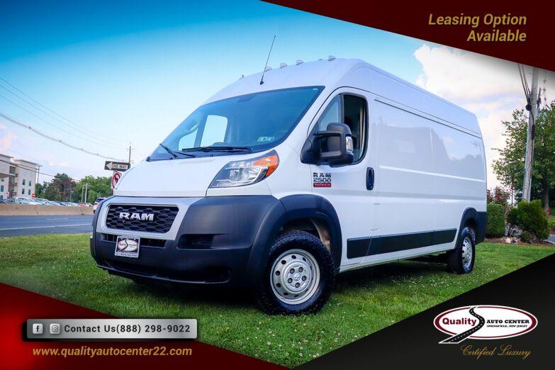 2019 Ram ProMaster Cargo Van  Springfield NJ