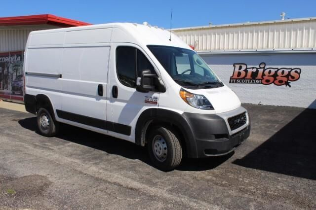 2019 Ram ProMaster Cargo Van 1500 High Roof 136 WB Fort Scott KS