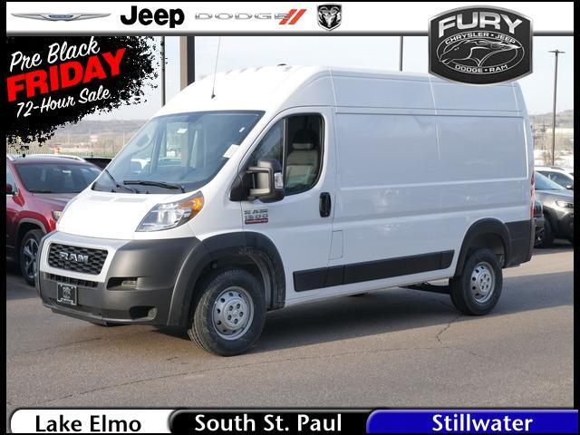 2019 Ram ProMaster Cargo Van 1500 High Roof 136 WB St. Paul MN