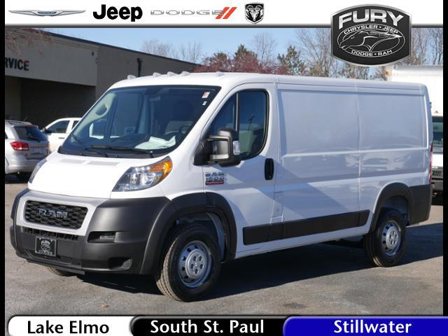 2019 Ram ProMaster Cargo Van 1500 Low Roof 136 WB St. Paul MN