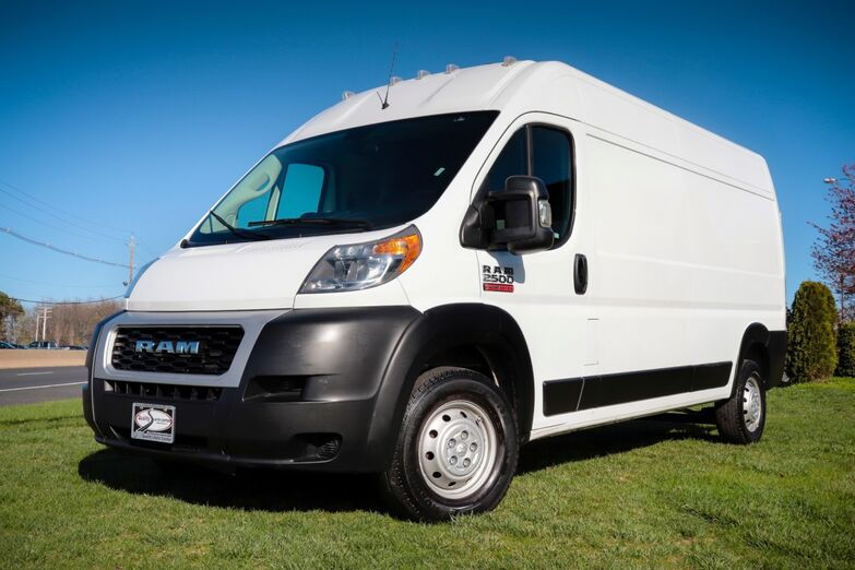2019 Ram ProMaster Cargo Van 2500 High Roof 159 WB High Roof 159 Cargo 1 Owner Springfield NJ