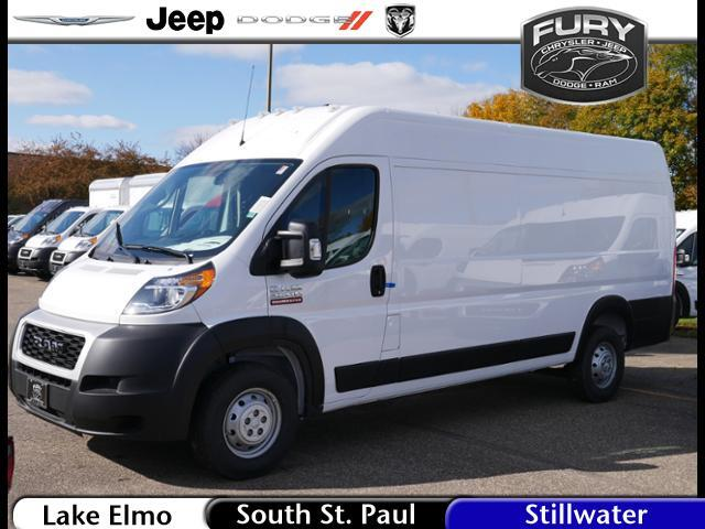 2019 Ram ProMaster Cargo Van 3500 High Roof 159 WB EXT Lake Elmo MN