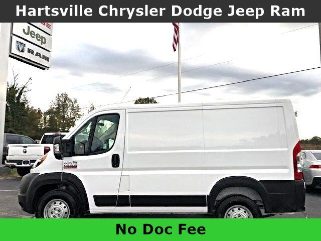 2019 Ram ProMaster Cargo Van Low Roof Raleigh NC