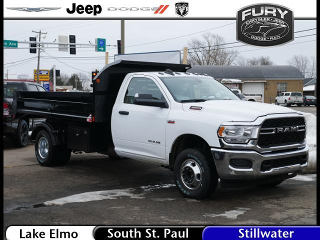 2019 Ram Steel Dump Bed 4WD Reg Cab 84 CA 167.5 WB Lake Elmo MN