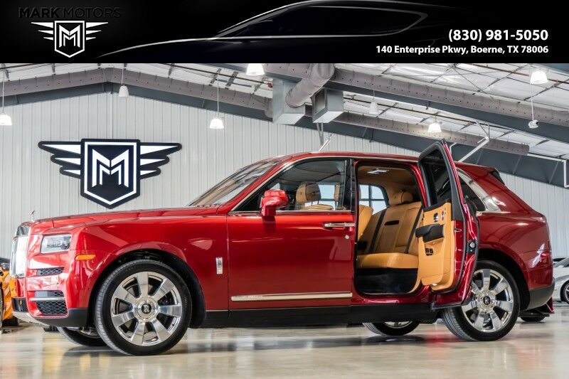 2019_Rolls-Royce_Cullinan_- $402,375 MSRP_ Boerne TX