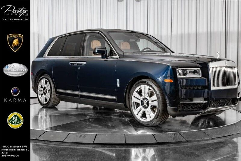 2019_Rolls-Royce_Cullinan__ North Miami Beach FL